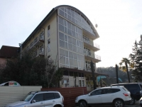 Sochi, st Iskry, house 1. hotel
