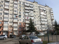 Sochi, st Iskry, house 54/2. Apartment house