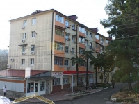Sochi, Rostovskaya st, house 7. Apartment house
