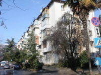 Sochi, Truda st, house 4. Apartment house