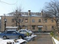 Sochi, Truda st, house 8. Apartment house