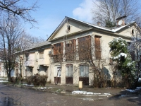 Sochi, Truda st, house 12. Apartment house