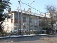 Sochi, Truda st, house 13. Apartment house