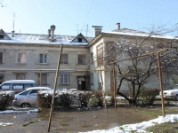 Sochi, Truda st, house 14. Apartment house