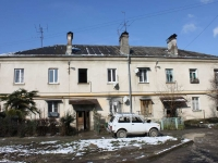 Sochi, Truda st, house 16. Apartment house