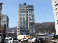 Sochi, Truda st, house 17/1. Apartment house