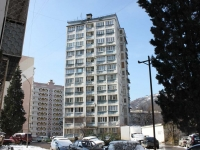 Sochi, Truda st, house 17/2. Apartment house