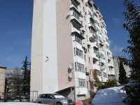 Sochi, Truda st, house 21/1. Apartment house
