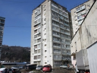 Sochi, Truda st, house 23. Apartment house