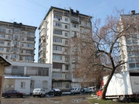 Sochi, Truda st, house 27. Apartment house