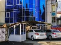 """Сочи, гостиница (отель) """"Алтай"""", улица Интернациональная, дом 5А"""