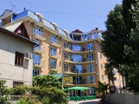 """Сочи, гостиница (отель) """"ДАВИД"""", улица Набережная (Адлерский), дом 4Б"""
