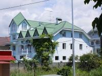 Сочи, улица Набережная (Адлерский), дом 5. гостиница (отель)