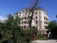 Sochi, Tyulpanov st, house 17. Apartment house