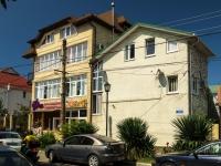 Сочи, улица Калараш (п. Лазаревское), дом 43. жилой дом с магазином