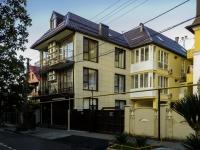 Сочи, улица Калараш (п. Лазаревское), дом 17. индивидуальный дом