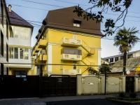 """Сочи, улица Калараш (п. Лазаревское), дом 19. гостиница (отель) """"Westa"""""""