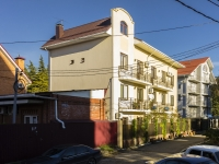 """Сочи, улица Калараш (п. Лазаревское), дом 73. гостиница (отель) """"Антонина"""""""