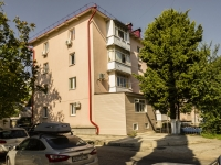 Сочи, улица Лазарева (п. Лазаревское), дом 78. многоквартирный дом
