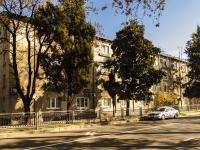 Сочи, улица Лазарева (п. Лазаревское), дом 42. многоквартирный дом
