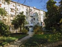 Сочи, улица Лазарева (п. Лазаревское), дом 56. многоквартирный дом