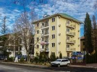 """Сочи, улица Лазарева (п. Лазаревское), дом 108/СТР. гостиница (отель) """"Виталина"""""""