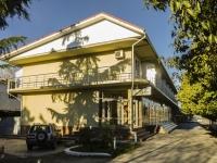 """Сочи, улица Одоевского (п. Лазаревское), дом 83/2. гостиница (отель) """"S.O.V.A.N.A."""""""