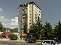 Сочи, улица Павлова (п. Лазаревское), дом 48А. многоквартирный дом