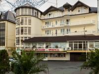 """Сочи, улица Павлова (п. Лазаревское), дом 2А. гостиница (отель) """"Прибой"""""""