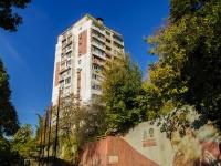 Сочи, улица Победы (п. Лазаревское), дом 58. многоквартирный дом