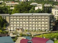 Сочи, улица Пугачёва (п. Лазаревское), дом 6. база отдыха ДОСААФ России