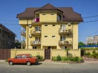 Сочи, улица Единства (п. Лазаревское), дом 10. многоквартирный дом