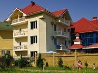 Сочи, улица Согласия (п. Лазаревское), дом 1. многоквартирный дом