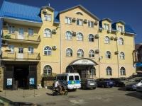 """Сочи, улица Аэродромная (п. Лазаревское), дом 3А. торговый центр """"Руслан"""""""