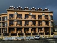 Сочи, улица Багратиона (п. Лазаревское), дом 1А. гостиница (отель)