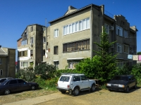 Sochi, st Kommunal'nikov, house 12. Apartment house