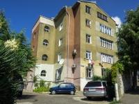 Сочи, улица Коммунальников (п. Лазаревское), дом 13. многоквартирный дом