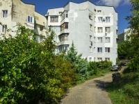 Сочи, улица Коммунальников (п. Лазаревское), дом 17. многоквартирный дом