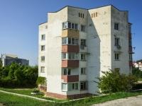 Сочи, улица Коммунальников (п. Лазаревское), дом 19. многоквартирный дом