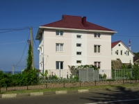 Sochi, st Partizanskaya, house 5А. Apartment house