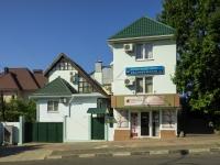 """Сочи, улица Партизанская (п. Лазаревское), дом 11. гостиница (отель) """"Две звезды"""""""