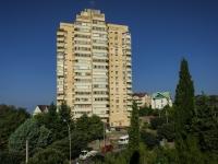 Сочи, улица Партизанская (п. Лазаревское), дом 15. многоквартирный дом