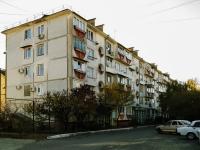 Сочи, улица Партизанская (п. Лазаревское), дом 16. многоквартирный дом