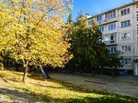 Сочи, улица Партизанская (п. Лазаревское), дом 18. многоквартирный дом