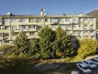 Сочи, улица Партизанская (п. Лазаревское), дом 20. многоквартирный дом