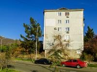 Сочи, улица Партизанская (п. Лазаревское), дом 24. многоквартирный дом