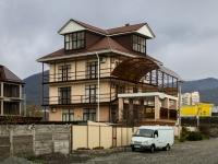 Сочи, улица Речная (п. Лазаревское), дом 16. гостиница (отель)