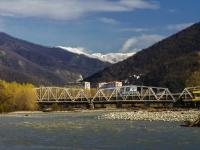 Сочи, улица Речная (п. Лазаревское). мост Через реку Псезуапсе