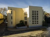 """Сочи, улица Ушакова (п. Лазаревское), дом 16. гостиница (отель) """"Олимп"""""""