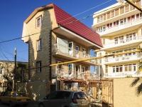Сочи, улица Крупской, дом 8. гостиница (отель)